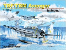 Image not found :TBF/TBM Avenger in Action (complete new edition)