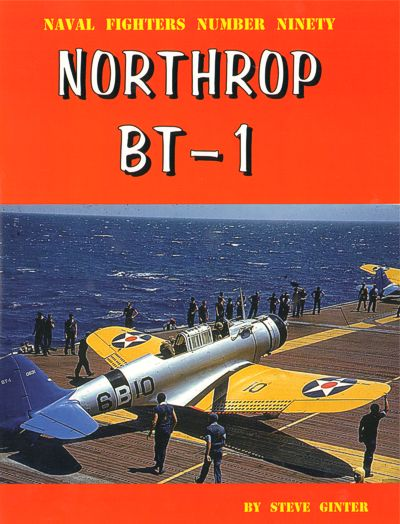 Image not found :Northrop BT-1 Dive Bomber
