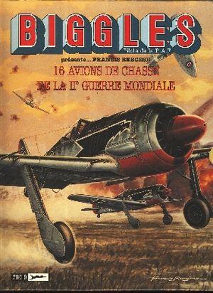 Image not found :16 Avions de Chasse de la II Guerre Mondiale