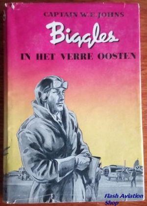 Image not found :Biggles in het Verre Oosten
