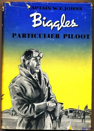 Image not found :Biggles Particulier Piloot