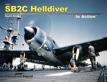 Image not found :SB2C Helldiver in action (complete new edition)