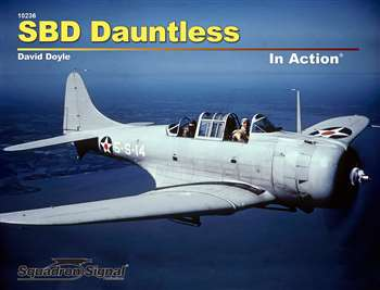 Image not found :SBD Dauntless in action