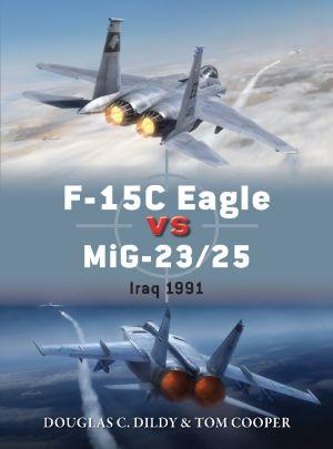Image not found :F-15 Eagle versus MiG-23/25 Iraq 1991