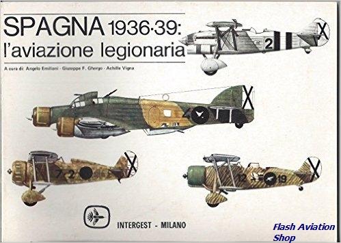 Image not found :Spagna 1936-39: l'Aviazione Legionaria