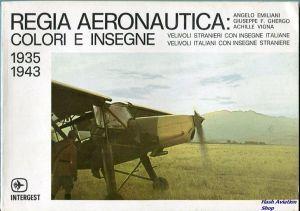 Image not found :Regia Aeronautica: Colori e Insegne 1935 - 1943