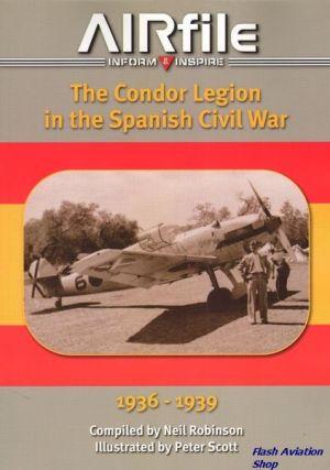 Image not found :Condor Legion in the Spanish Civil War 1936 - 1939