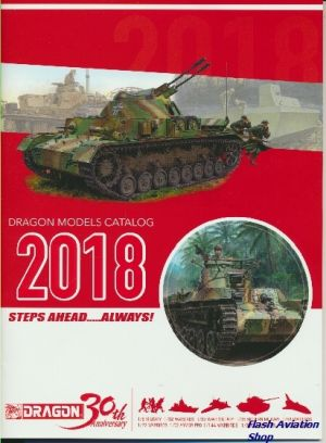 Image not found :Dragon 2018 Catalogus