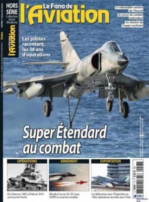Image not found :Super Etendard au Combat