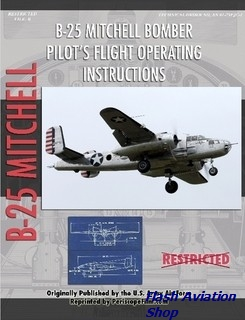 Image not found :B-25, Pilot's Flight Operating Instructions (AN 01-75FJC)