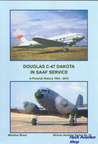 Image not found :Douglas C-47 Dakota in SAAF Service -A Pictorial History 1943-2010