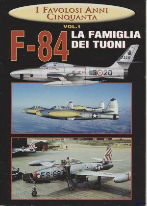 Image not found :F-84, La Famiglia dei Tuoni