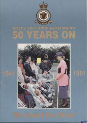 Image not found :Royal Air Force Neatishead 50 Years On, We Guard the Skies