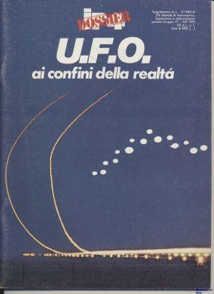 Image not found :UFO Ai Confini della Realta