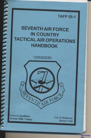 Image not found :Seventh Air Force in Country Tactical Air Operations Handbook