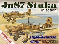 Image not found :Ju.87 Stuka in action (laminated cover)