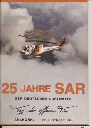Image not found :25 Jahre SAR der Deutschen Luftwaffe, tag der Offenen Tur 1984