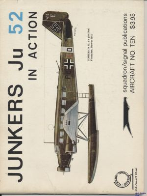 Image not found :Junkers Ju.52 in Action (Almark)