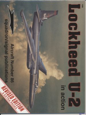 Image not found :U-2 Spyplane in action (Revised edition)