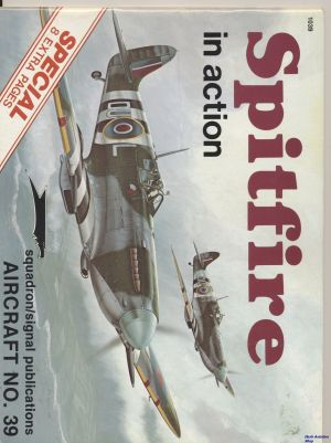 Image not found :Spitfire in action