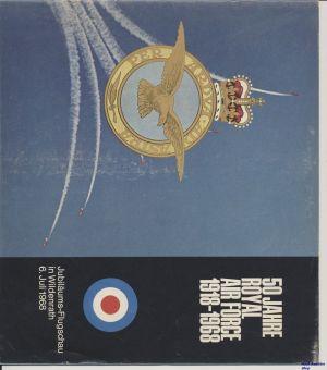 Image not found :50 Jahre Royal Air Force, Wildenrath 6 Juli 1968