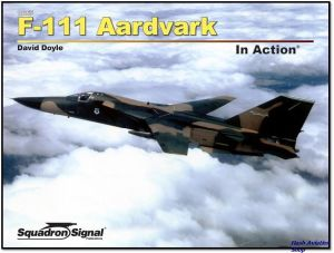Image not found :F-111 Aardvark in Action