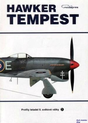 Image not found :Hawker Tempest