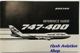 Image not found :Boeing Reference Guide 747-400