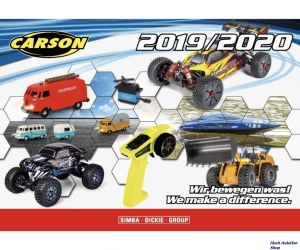 Image not found :Carson R/C Sport Catalog 2019/2020