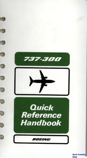 Image not found :737-300 Quick Reference Handbook (1988)