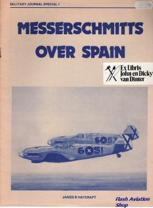 Image not found :Messerschmitts over Spain