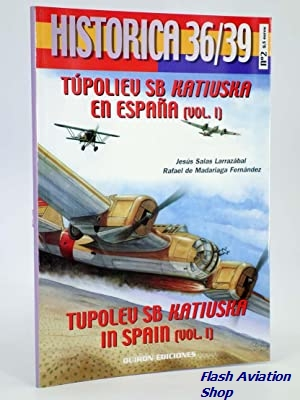 Image not found :Tupolev SB Katiuska en Espana (1), Jesus Salas Larrazabal