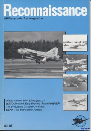 Image not found :1986. 86TFW (part 2), NATO E-3 AWACS, Swedish Air Force, USA