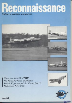 Image not found :1987. 435TAW, RAF at Akrotiri, French Exp. Jet Planes (part