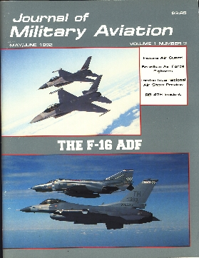 Image not found :Mei/Jun 1992 Indiana Air Guard, Brazillian AIr Force Fight, F-16 ADF