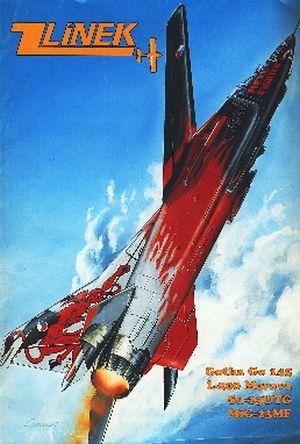 Image not found :Gotha Go.145, L-200 Morava, Su-25UTG, MiG-23MF