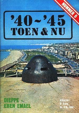 Image not found :Dieppe. Batterij 'Goebels', Batterij 'Hess', Puys, Pourville, De hoofdaanval, De terugtocht. Luitenant Richard Todd. Terugkeer naar Normandië. Het for