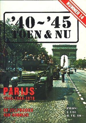 Image not found :PARIJS De overgave. De wapenstilstand. Hitler in Parijs. De bezetting. De slag om Parijs. De bevrijding. De overwinning. De zelfmoord van Himmler. De