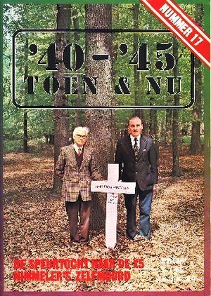 Image not found :HIMMLER'S ZELFMOORD De grafdelvers keren terug naar Lüneburg. De inleiding tot Market Garden. Oorlogsfilm: De verfilming van Een brug te ver. Wrakkenb