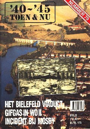 Image not found :BIELEFELD VIADUCT. Gifgasfabricage in de UK. Mosterdgasramp op Bari. Polen: Incident bij Mosty.
