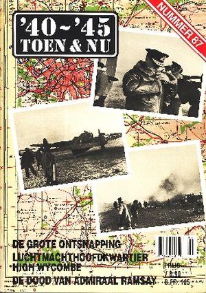 Image not found :Oorlogsfilm De Grote Ontsnapping. Veteranen keren terug. De grote ontsnapping 50 plus. Het luchtmacht hoofdkwartier High Wycombe. De dood van generaal