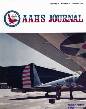 Image not found :Summer 85, Douglas F4D operational colors & mkgs PA Dil, P-51 ops n Korean War PA, Harold O. Christensen (US B-24 gunner