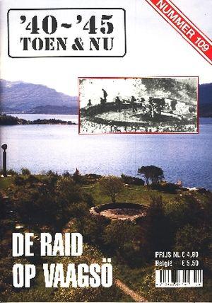 Image not found :DE RAID OP VAAGSO De Canadese onbekende soldaat. De New Zealand Division en Triest. Bora Bora - WO II in het paradijs.