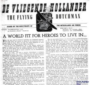 Image not found :1e jg nr. 2; Jun 1945. (FOLIO !!)