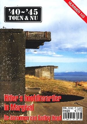 Image not found :Hitler's hoofdkwartier in Margival, Kanonnen van Godley Head