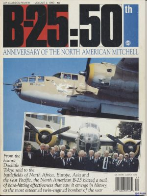 Image not found :B-25 : 50th Anniversary of the North American Mitchell