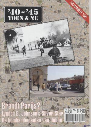 Image not found :Brandt Parijs? Bombardementen van Dublin, Silvr Star