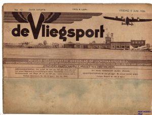 Image not found :Vrijdag  5 jun 1936