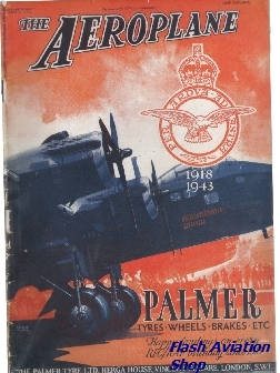 Image not found :April 2nd. RAF 1918 - 1943 special