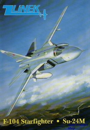 Image not found :F-104 Starfighter, Su-24M
